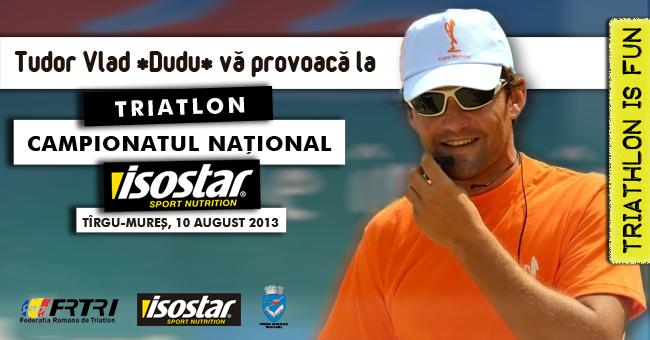Interviu Tudor Vlad (Dudu) - Triathlon is Fun