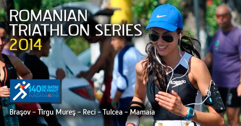 Romanian Triathlon Series 2014