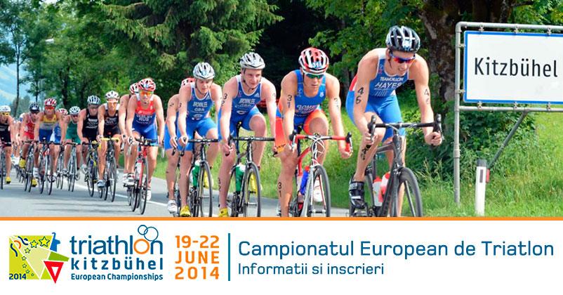 Campionatul European de Triatlon Kitzbuehel 2014