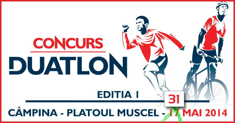 Concurs Campina Duatlon 2014