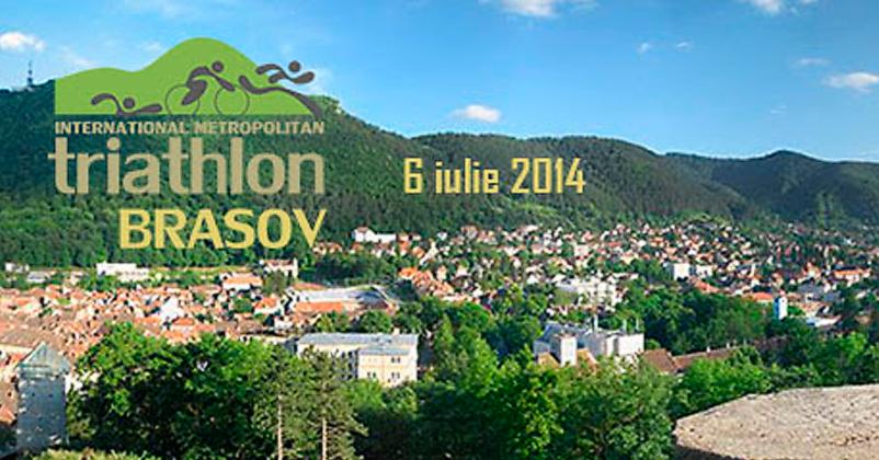 International Metropolitan Triathlon Brasov - 2014