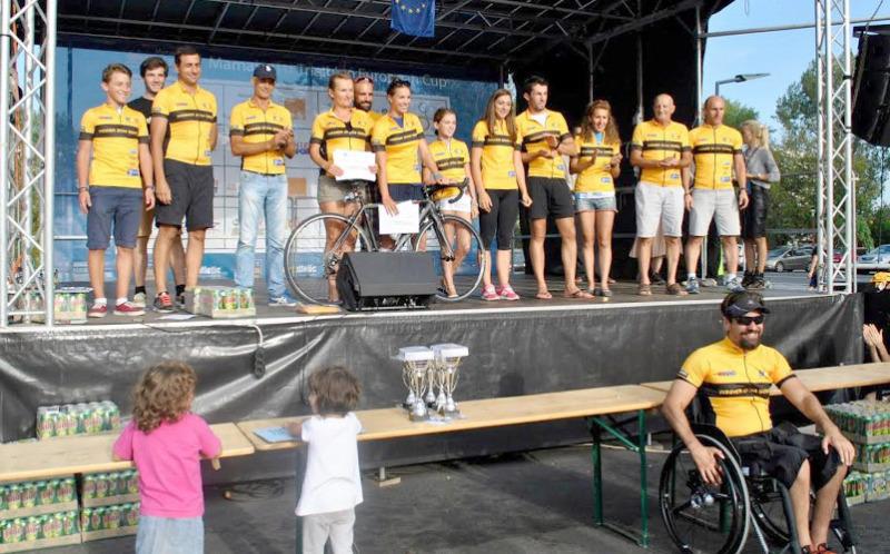 Romanian Triathlon Series 2014, la final