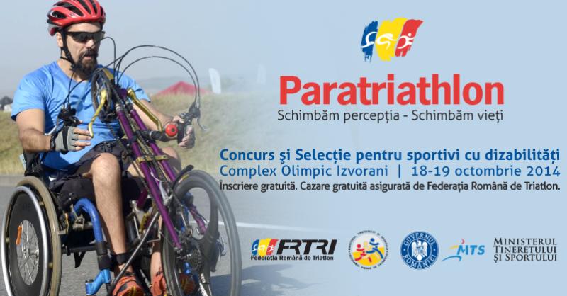Paratriatlon 2014