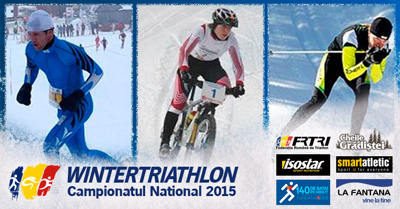 Campionatul National Wintertriathlon 2015