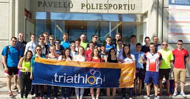 ETU Development training camp Alicante 2015
