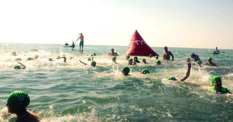 Fara Asfalt la Mare - Aquathlon Copii 2015