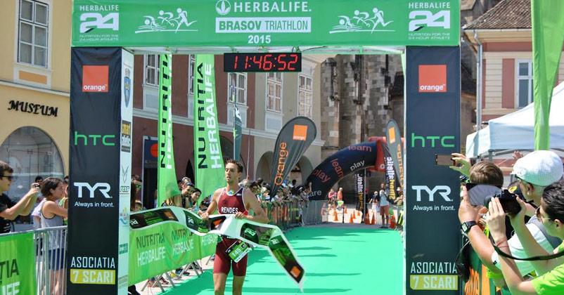 Herbalife Brașov Triathlon 2015
