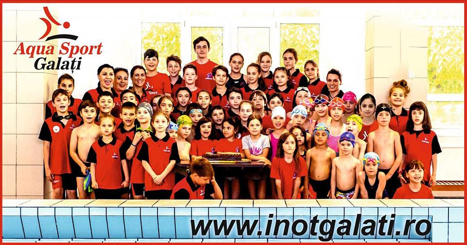 Aqua Sport Galati