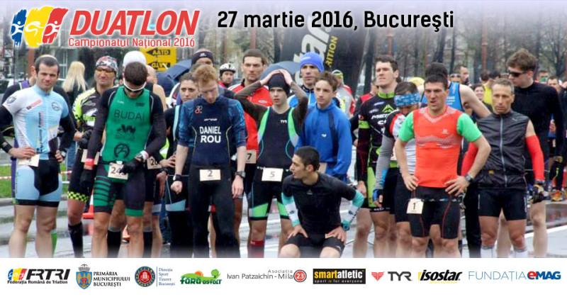 Campionatul National Duatlon-2016