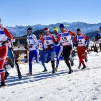 Gradiste ETU WinterTriathlon European Cup - podium pentru Romania!