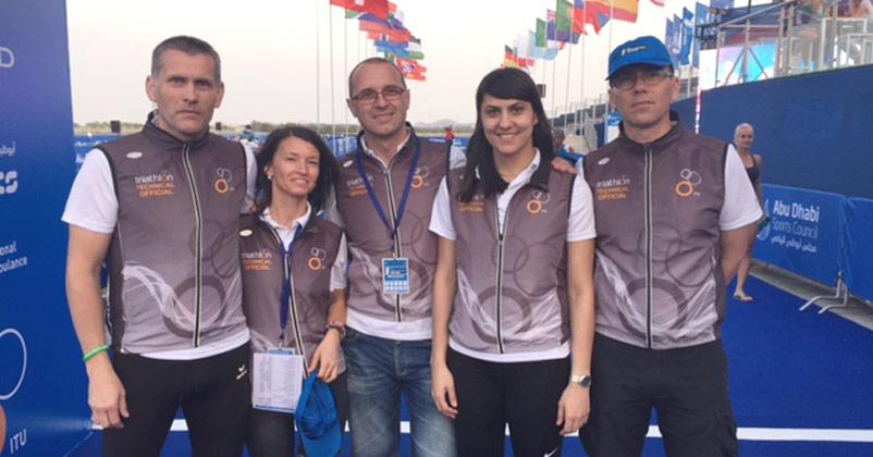 Abu Dhabi - inceput de sezon la triatlon