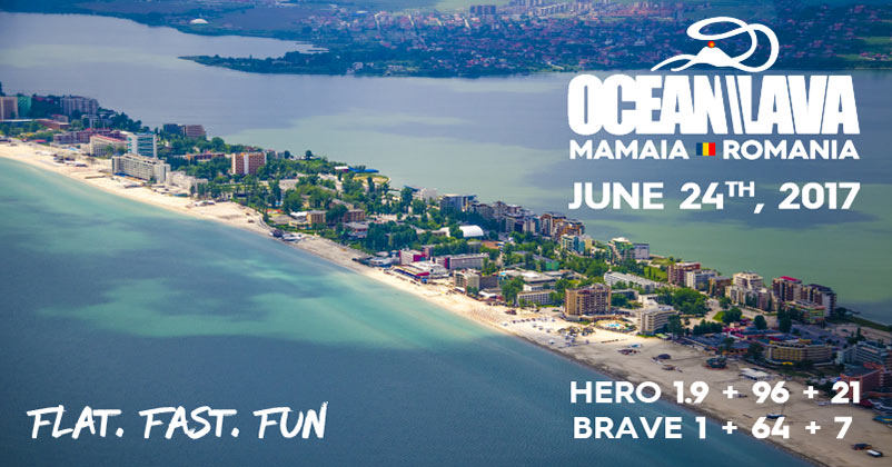 Hero sau Brave?  La Ocean Lava Romania, tu decizi ce vrei să fii