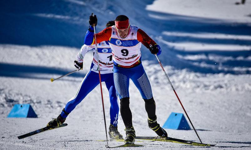 Campionatele Mondiale de Wintertriathlon 2018 – România, Cheile Grădiștei