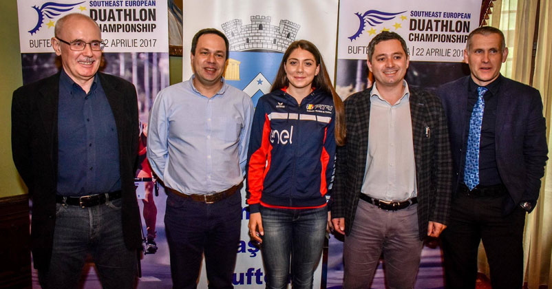 Enel este sponsorul oficial al Federației Române de Triatlon