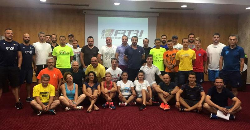 Curs de Instructori de triatlon - 29-30 Iunie 2017