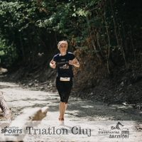A patra ediție a Triatlon Cluj