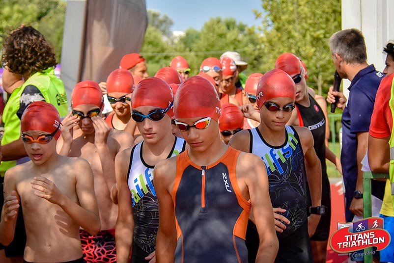 Campionatul National de Triatlon si Aquatlon 2017 - Titans Triathlon