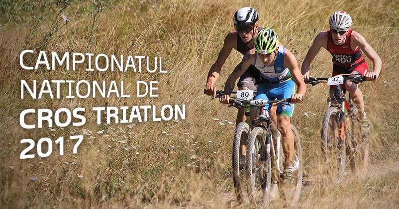 Ciprian si Hajnika – Campionii Nationali pe 2017 la Cross Triathlon