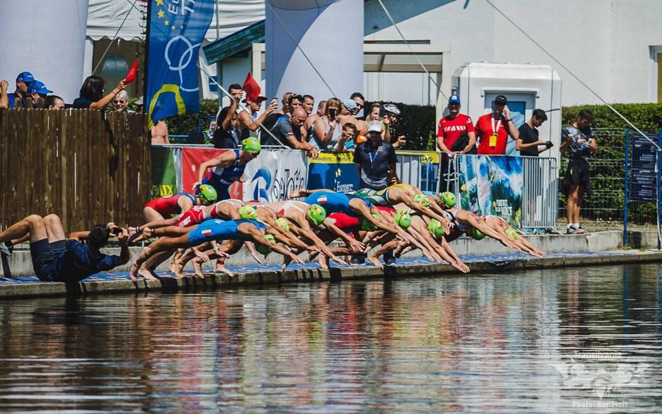 Campionatele Europene de Cross Triathlon & Cross Duathlon - partea a II-a