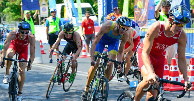Delta Triathlon Tulcea & RowmaniaFEST & Cupa Europeana de Juniori