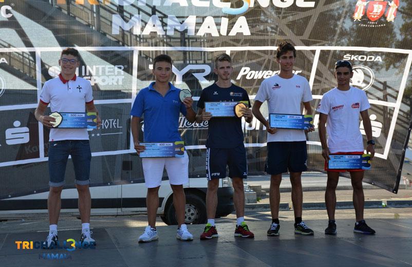 Rezultate TriChallenge Mamaia 2017, evenimentul sportiv care a însuflețit stațiunea Mamaia la sfârșit de sezon