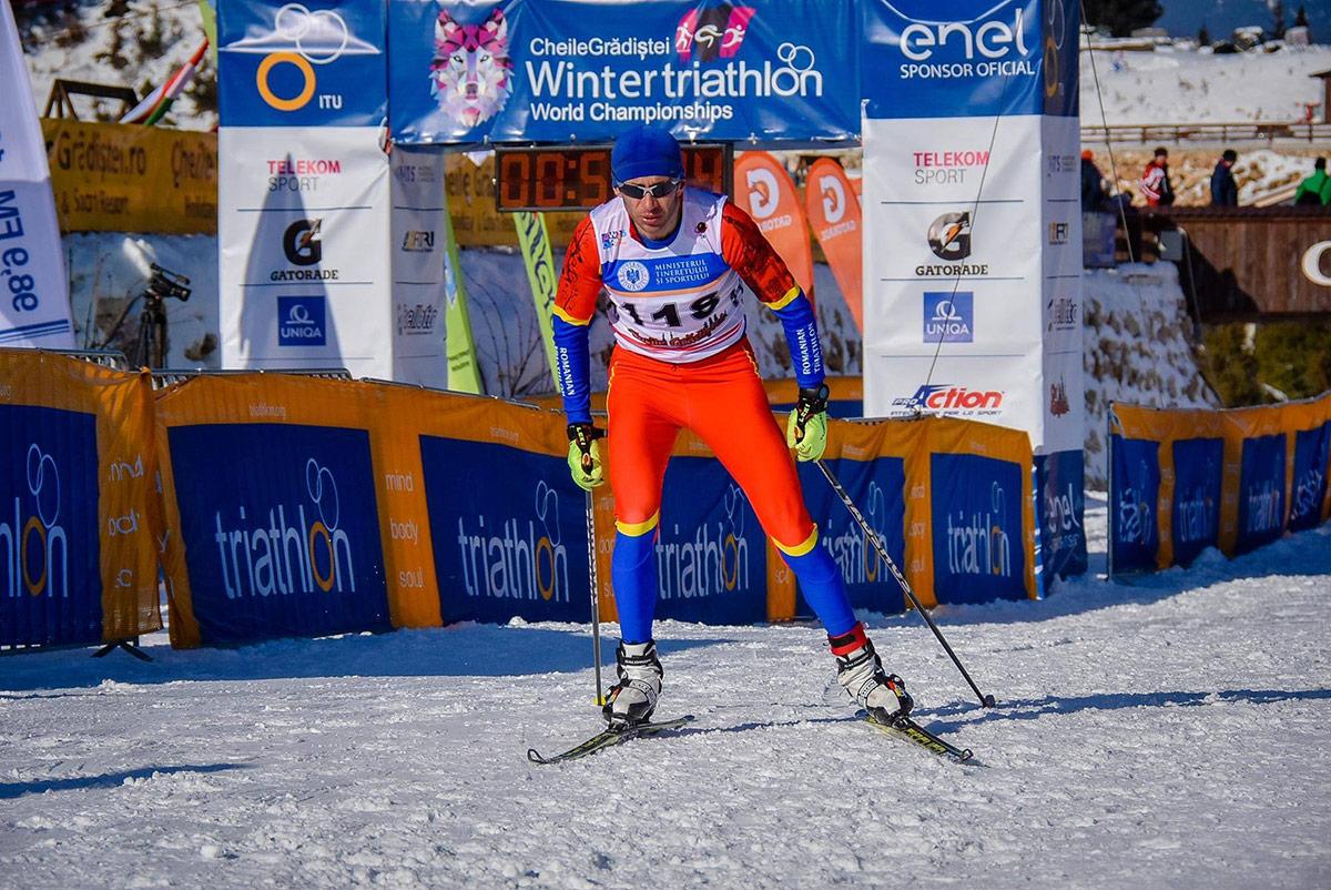 Campionatele Mondiale de Winter Triathlon - Ziua a doua
