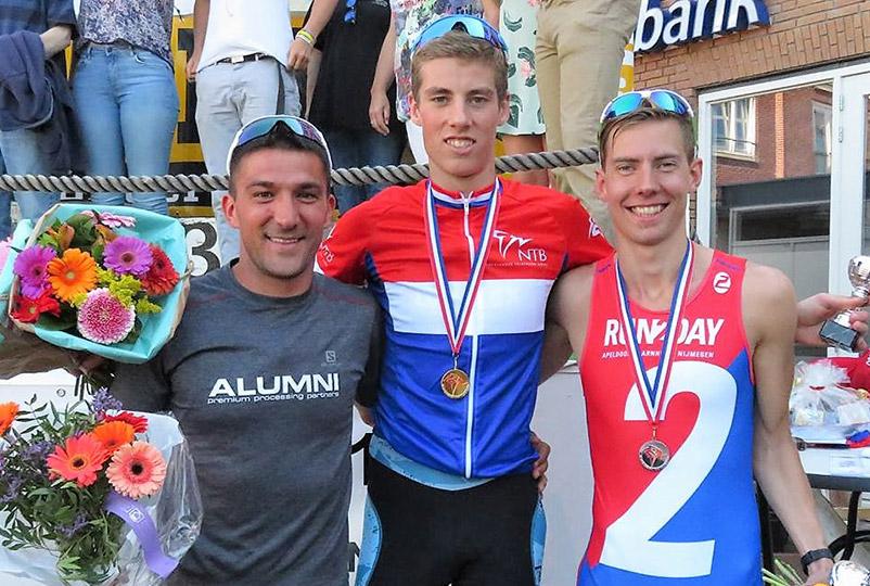 Ciprian Balanescu - Locul 2 la Campionatul National de Duatlon al Olandei