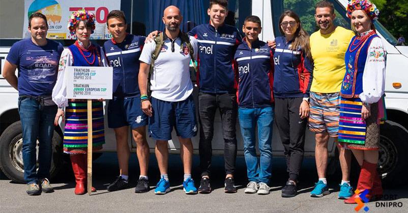 Un weekend plin de competitii pentru sportivii Lotului National de Triatlon