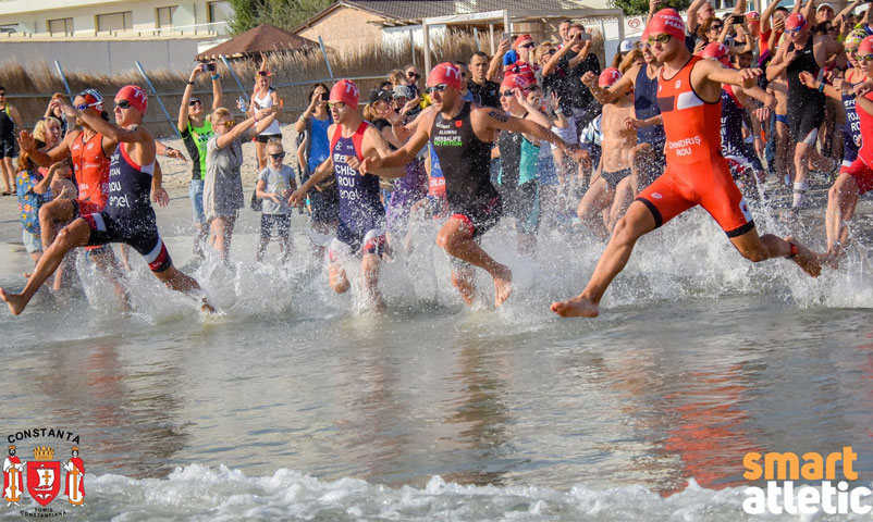 Campionat National Sprint - Trichallenge Mamaia