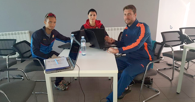 ITU Level 1 Coach Course Kragujevac