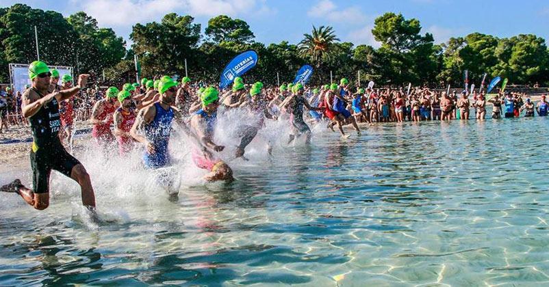 Saptamina magica in Ibiza - Campionatele Europene de Triatlon Multisport