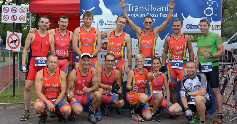 START inscrieri - Campionatele Europene de Triathlon Multisport Tirgu Mures 2019