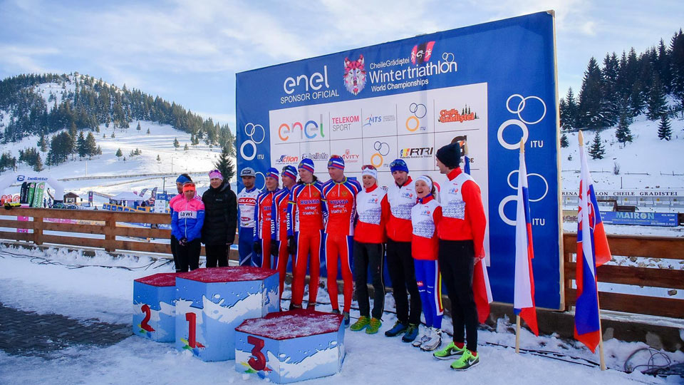 Campionatele Europene de Wintertriathlon Cheile Gradistei - program & informatii