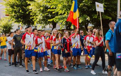 Campionatele Europene de Triatlon Multisport de la Targu Mures – rezultate