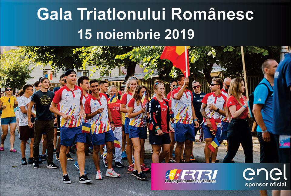 Gala Triatlonului Romanesc 2019 – inscrieri online