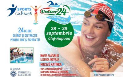 Univer 24 – Sărbătoarea înotului – 28-29 septembrie 2019, Cluj