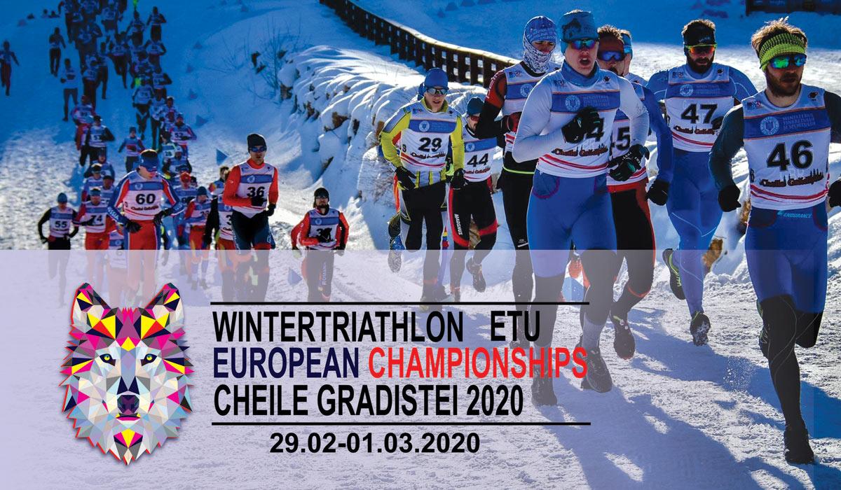Cheile Gradistei 2020 Winter Triathlon European Championships