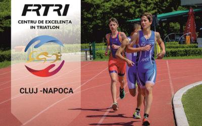Selectie pentru Centrul Olimpic de Juniori de Triatlon – Cluj Napoca