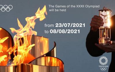 Noile date pentru Jocurile Olimpice de Vara Tokyo editia a XXXII-a